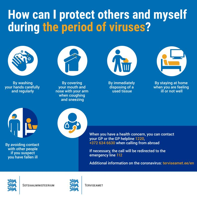 Arm with knowledge to protect yourself from coronavirus