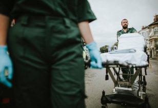 Õppusel osalevad kiirabibrigaadid lahendavad kiirabi igapäevatöös ettetulevaid situatsioone.